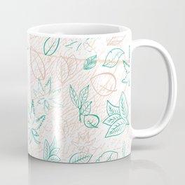 Tobacco Pattern 9 Coffee Mug