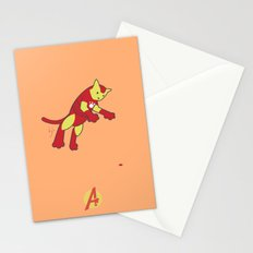 The Invincible IronCat Stationery Cards