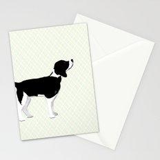 Beagle Dog Art Stationery Cards
