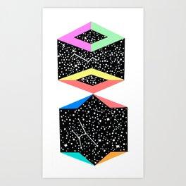 Tiny Universe  Art Print
