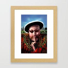I'm Enery The Eighth I Am Framed Art Print