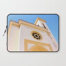 Blue & Yellow - Spain Laptop Sleeve