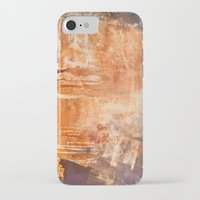 war iPhone & iPod Cases featuring War by Roquito