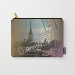 Northern city landscape. Carry-All Pouch