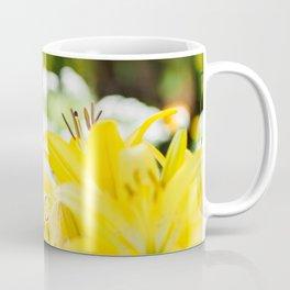 Frog in the Garden Coffee Mug