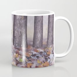 eastern box turtle in the forest Coffee Mug