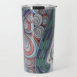 Wandering 38: color variation 2 Travel Mug