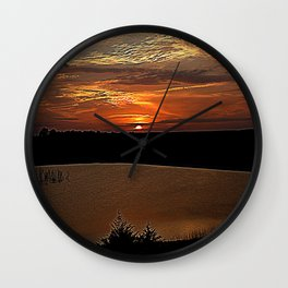 17ne005 Wall Clock