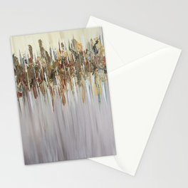 Neutral serenity Stationery Cards