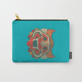 Paper Mask Carry-All Pouch