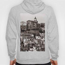 "Urban Landscape of Sicily ""VACANCY"" zine Hoody"