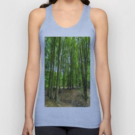 The Summer Forest Unisex Tank Top