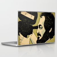 kubrick Laptop & iPad Skins featuring kubrick by Le Butthead