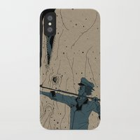 dick iPhone & iPod Cases featuring Moby dick by danb