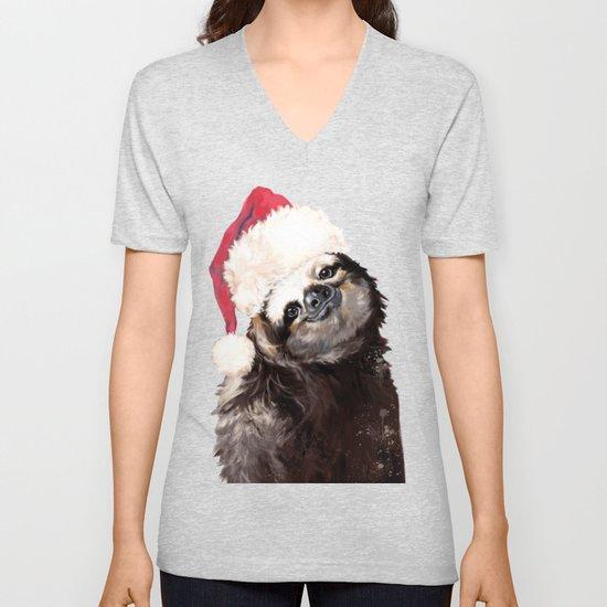 Christmas Sloth by bignosework