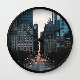 East Monroe Wall Clock
