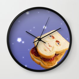 Steve Busammy Wall Clock