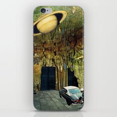 No entry to cops iPhone & iPod Skin