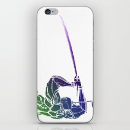 Spectral Guardian. iPhone Skin