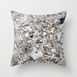 sea send Throw Pillow