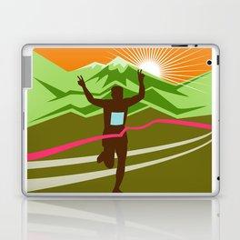 Marathon Race Finisher Laptop & iPad Skin