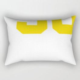 Curry Steph Curry 30 Rectangular Pillow
