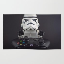 Because XBox One Rug