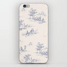 Animal Jouy iPhone Skin