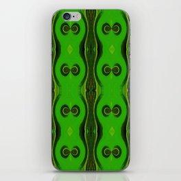 Brightly So Devils Pattern 2 iPhone Skin