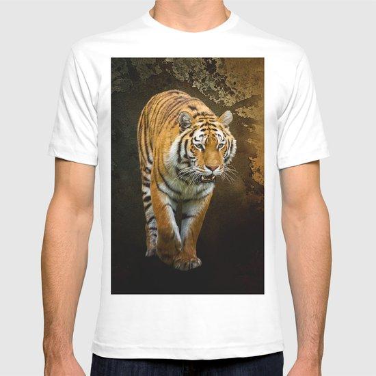 Siberian tiger T-shirt by Simone Gatterwe | Society6 Cute Siberian Tiger Shirt