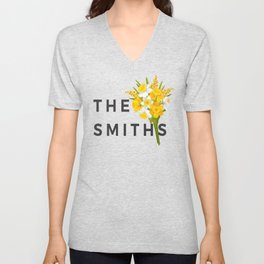 SMITHS Unisex V-Neck