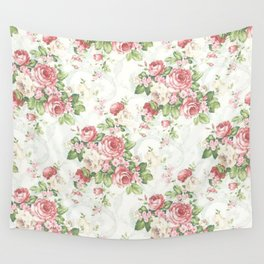SOUTHERN BELLE FLORAL  Wall Tapestry