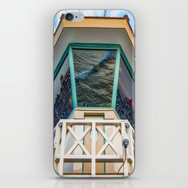 Surf City Reflects  iPhone Skin
