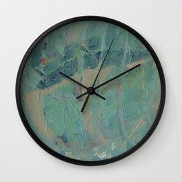 Vessel 27 Wall Clock