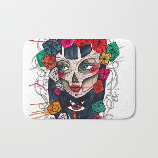 Mexican SK Bath Mat
