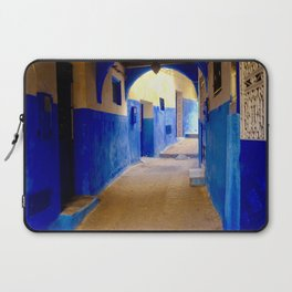 Tangier Morocco Medina Laptop Sleeve