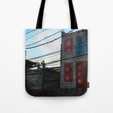 Chalkin' Tote Bag