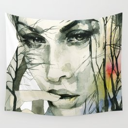 From the ground and the forests Wall Tapestry