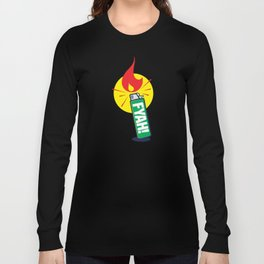 Fyah! Long Sleeve T-shirt