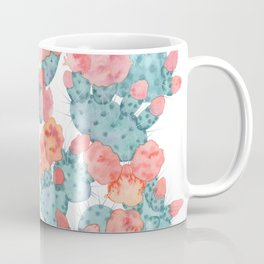 PRICKLY PURPLE, pattern by Frank-Joseph Coffee Mug
