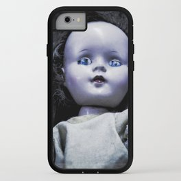 Doll face iPhone Case
