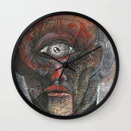 Polyphemus the Cyclops Wall Clock