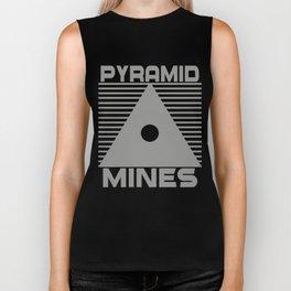 Pyramid Mines Biker Tank