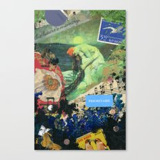 Prioritaire:Timeless Canvas Print