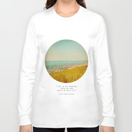 The Last Days of Summer Long Sleeve T-shirt
