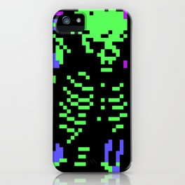Toxic Super Freakout iPhone Case