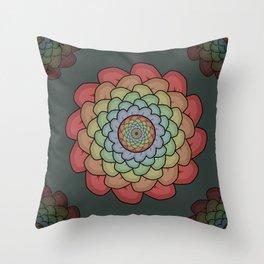 Sheep Ear Art - 1 Throw Pillow