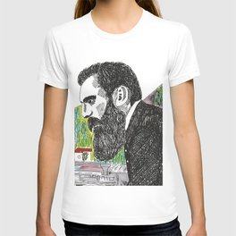 Theodor Herzl - Basel T-shirt