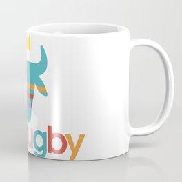 Bull in Color Coffee Mug