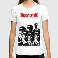 1984 T-shirts featuring 1984 by It's Mandra™